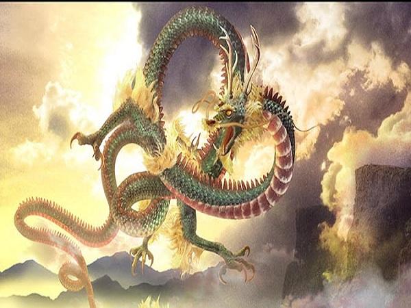 mơ thấy rồng đánh con gì